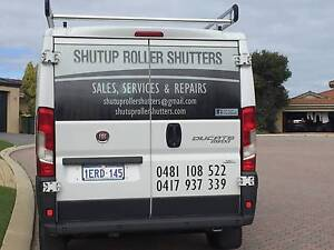 Shutup roller shutters Sorrento Joondalup Area Preview