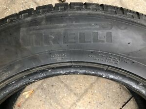 225 65 17 mazda cx5 CRV RAV4 hiver PIRELLI SCORPION WINTER
