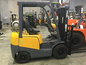 Fully Refurbished TCM Forklift Malaga Swan Area Preview
