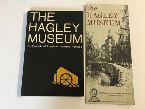 Brochure and Booklet of Hagley Museum Wilmington Delaware Ca 1960