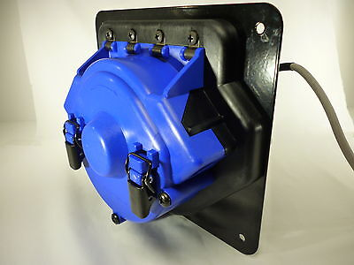 Peristaltic Self Priming Heavy Duty Stepper Motor Tubing Pump 70 Gph Pmst600