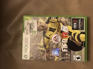 Xbox 360 Games - FIFA 17 - NHL - WWE