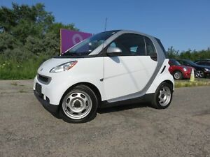 2012 Smart Fortwo PURE CLEAN CAR FAX SAFETY AND WARRANTY INCL