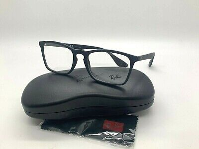 NEW Ray-Ban OPTICAL ORX7045 5364 BLACK EYEGLASSES FRAME (Ray Ban Prescription Eyeglasses)
