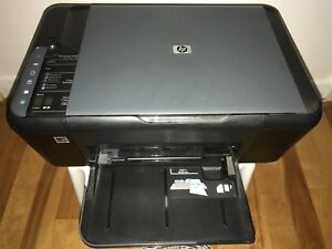 HP printer imprimante