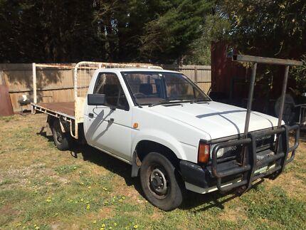 Nissan navara ute Mount Helen Ballarat City Preview