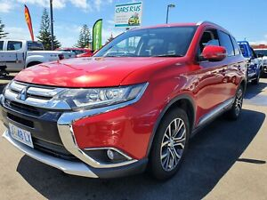 2015 Mitsubishi Outlander LS (4x4) South Burnie Burnie Area Preview