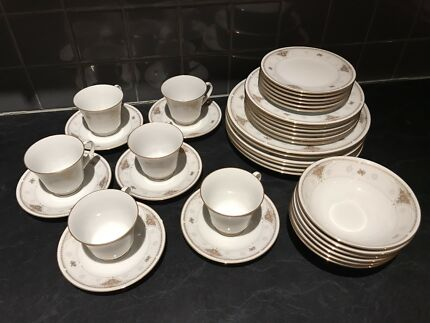 Noritake by marc newson 20 piece set dinnerware excellent vintage noritake fine china 36 piece dinner set fandeluxe Image collections