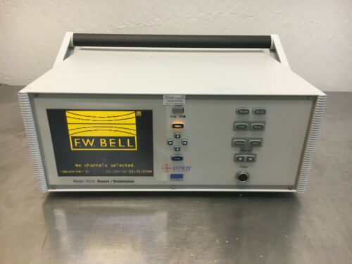F.W. Bell / Sypris 7010 Gauss / Tesla Meter Teslameter *Fully Functional*