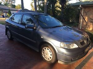 Wrecking - 2001 Holden Astra City hatchback Springfield Ipswich City Preview