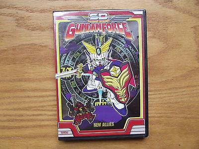 Superior Defender Gundam Force   Vol  2  New Allies  Dvd  2004