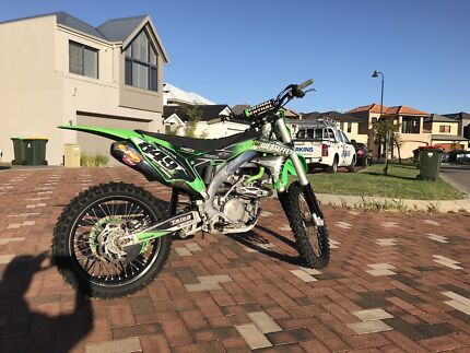 Kxf450 Stirling Stirling Area Preview