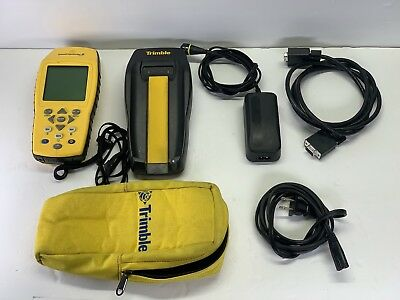 Trimble Geoexplorer3 38376-00 Includes Charging Base And Carry Case