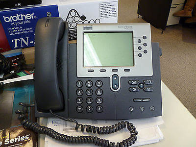 Cisco 7960 Series Ip Phone - Used
