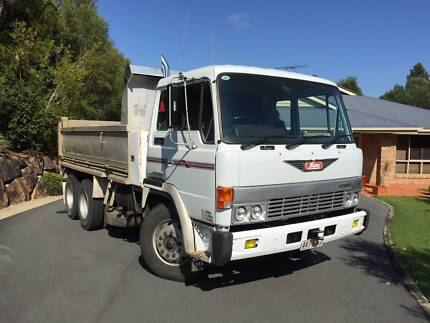 Hino Truck. 1991 FS270 10m3 tipper. Cashmere Pine Rivers Area Preview