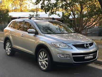 IMMACULATE 2009 MAZDA CX9 LUXURY, 14 MONTHS REGO , 2 DVD PLAYERS Merrylands Parramatta Area Preview