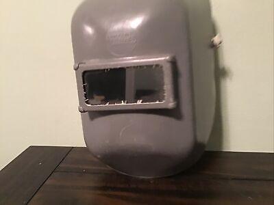 Vintage Lincoln Electric Welding Helmet Steampunk Halloween Maskdecor Shield