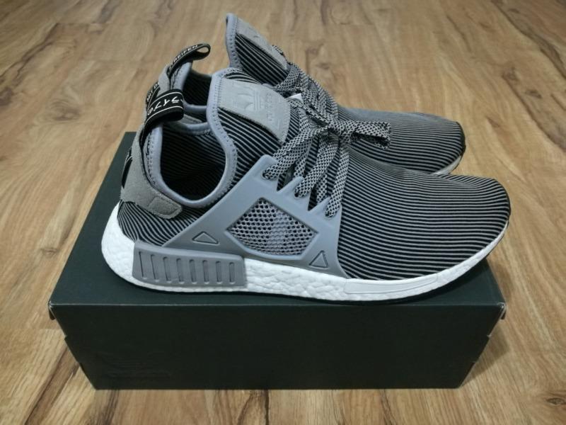 Adidas Nmd Xr1 grey pk 7 7.5 8.5 9 9.5 10 10.5 11