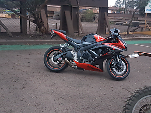 Suzuki gsxr 750 k8 Whyalla Whyalla Area Preview