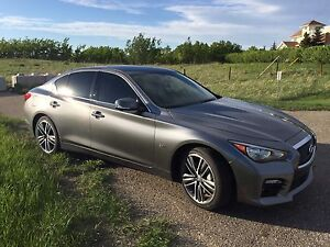 2016 Infiniti Q50 3.0T Sport AWD premium technology Loaded