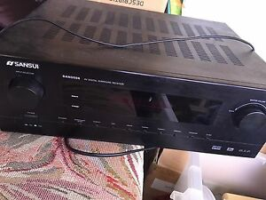 Sansui AV Digital Surround Receiver Bayswater Bayswater Area Preview