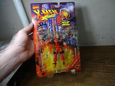 The Uncanny X-Men X-Force Deadpool Action Figure, Unopened
