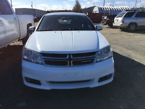 2013 Dodge Avenger SXT, New MVI