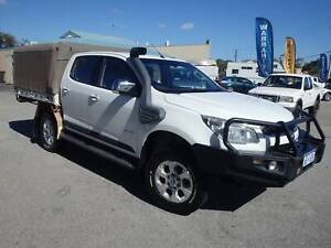 2013 HOLDEN 4X4 LTZ COLORADO DUAL CAB TURBO DIESEL GREAT VALUE! East Rockingham Rockingham Area Preview