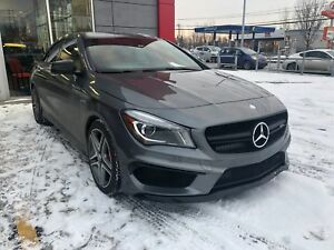2015 Mercedes-Benz CLA45 AMG 4MATIC-GPS-NIGHT PACKAGE-