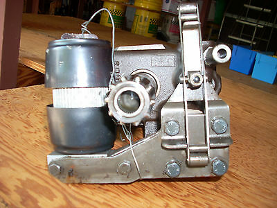 Massey Ferguson 50 Tractor Hydraulic Pump Assembly  184473m93