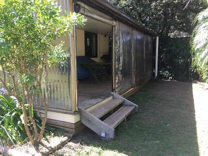 Onsite caravan with bathroom. Nothing to spend. Sleeps 6. Bendalong Shoalhaven Area Preview