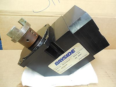 Bayside Right-angle Gear Head Ra115-005-lb Ra115005lb Ratio 51 Used