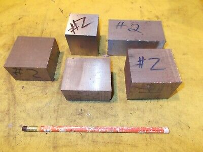 12.2 Lb Lot Of 2 Mold Steel Bar Tool Die Shop Flat Stock Various Sizes