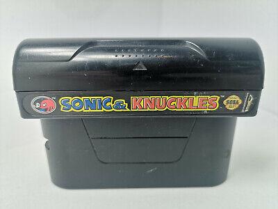 Sonic & Knuckles - Sega Genesis / Mega Drive - Cart only