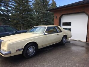 1981 Chrysler Imperial Coupe for sale or trade