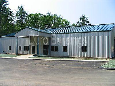 DuroBEAM Steel 50x84x12 Metal Building Kit Clear Span Garage DIY Workshop DiRECT