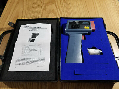 425250 Extech Infrared Thermometer With Type K Input Excellent Conditoin