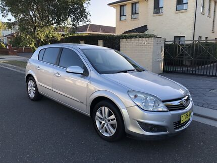 2008 Holden Astra AH CDX Hatchback Auto 6months Rego Low Kms
