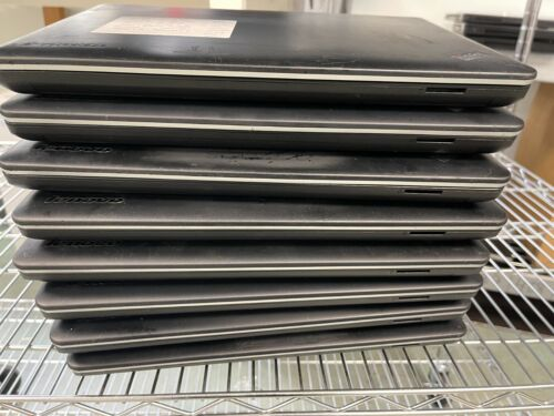 lot of 8 Lenovo Thinkpad e430 i5-2450 2.5ghz  4gb ram /320gb hdd  No webcam
