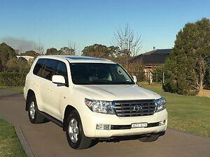 2011 Toyota LandCruiser Sahara Wallalong Port Stephens Area Preview