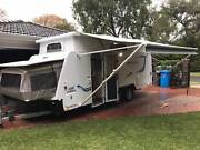 Jayco Expanda 17.56.2 (sleeps 8 with shower and toilet) Beaumaris Bayside Area Preview