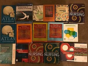 Nursing and health science textbooks Hove Holdfast Bay Preview