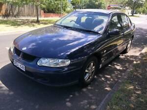 RWC 2001 Holden Commodore $2500