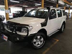 FROM$130p/w CREDIT DEFAULTS? 7 SEAT AUTO TURBO DIESEL PATHFINDER Murarrie Brisbane South East Preview