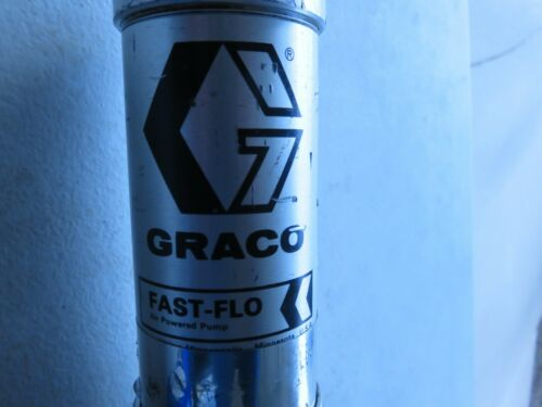 GRACO Air-Operated Drum Pump  Fast-Flo 226-946  Series F01B- newly refurbished