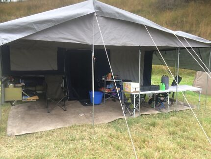 2011 off road camper trailer  East Gresford Dungog Area Preview