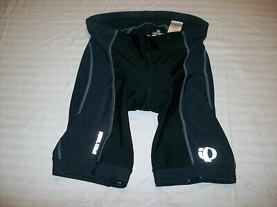 PEARL IZUMI CYCLING BICYCLE SHORTS MENS LARGE ROAD/MOUNTAIN BIKE SHORTS NICE!
