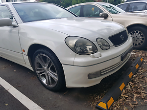 lexus gs300 for sale 2 cars Wiley Park Canterbury Area Preview