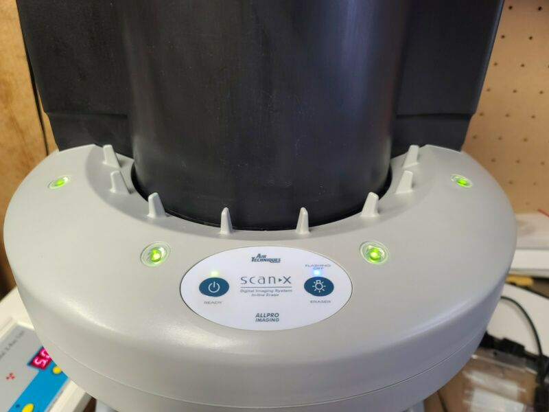 Air Techniques Scan-X Ile Digital Imaging Dental System with 1 Year Warranty.