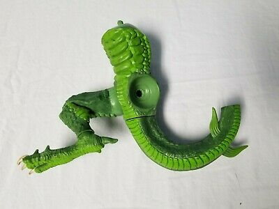 Marvel Legends BAF Fin Fang Foom pieces